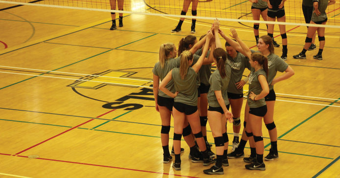 Volleyball: Idaho volleyball team swept by all three teams this weekend