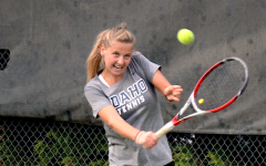 W. Tennis: Consecutive Wins