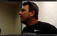 Video: Mike Breske after practice 11-25-15