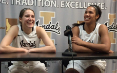 Video: Mikayla Ferenz and Ali Forde Post-Game Press Conference 2/6/16