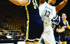 W. Basketball: Confident Vandals Cruise to Victory