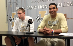 Video: Jordan Scott and Ty Egbert Press Conference 2/9/16
